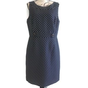 Tahari Arthur S. Levine Sleeveless Dress